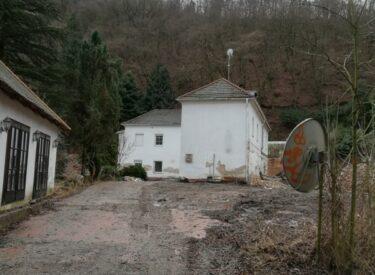 Vila Kaplanka  - před realizací